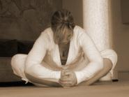 Übung für Herz- und Dünndarmmeridian