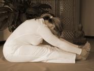 Übung für Nieren- und Blasenmeridian